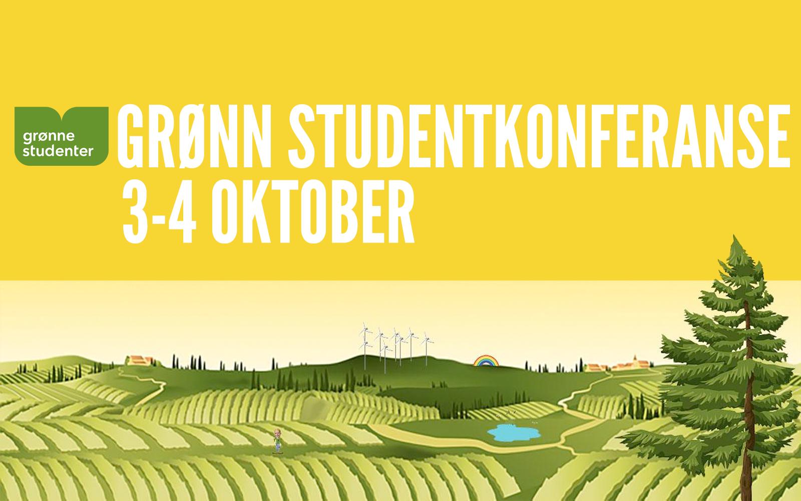 Grønn Studentkonferanse 2020